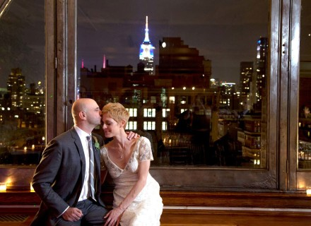 Newlyweds at Manhattan Penthouse, a testimonial