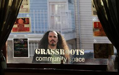 Grassroots Space at 54 Coles Street. Photo provided by Sirelo Entertainment.
