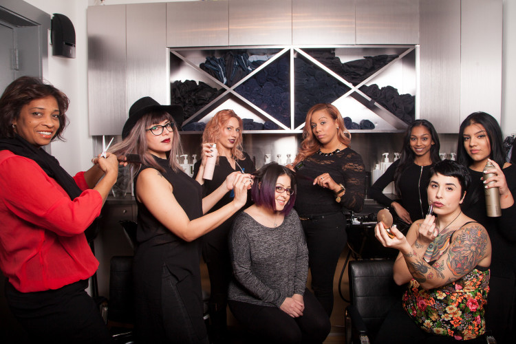 Shampoo JC (Downtown Jersey City) is a premier Jersey City salon where clients have come to expect on-trend style, consistency, and staff with a passion for hair in a comfortable neighborhood salon.