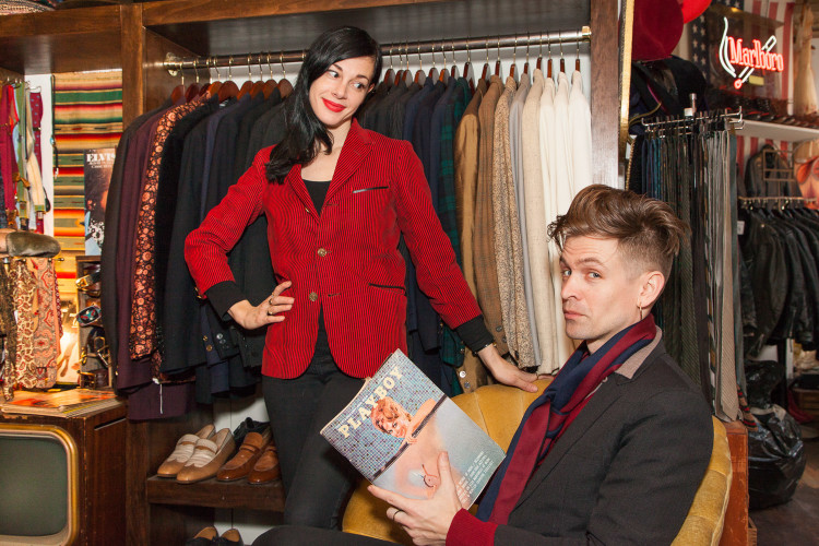 Meika and Warren offer styling advice for men and women, helping you rock a vintage look in the modern dating world!