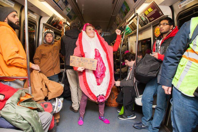 #TheVagilante in a subway car Vagilante